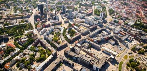 КАРТА: В каких районах Таллинна живут самые богатые люди, а где зарабатывают ниже среднего?