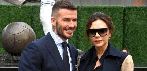 KLÕPS   Vaata, kuidas Victoria Beckham tähistas pereringis sünnipäeva