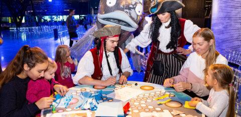 ИДЕМ В МУЗЕЙ | В Летной гавани открылась выставка об океанах и Балтийском море