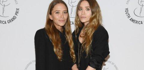 KLÕPS | Haruharv nähtus! Olseni-õed ilmusid üle pika aja avalikkuse ette koos!