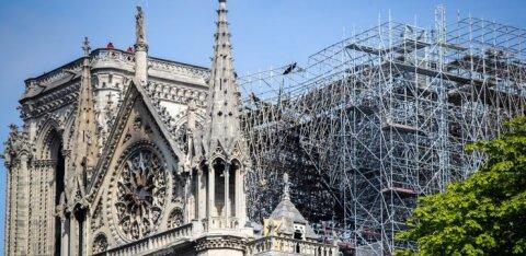 На восстановление Нотр-Дама собрали миллиард евро