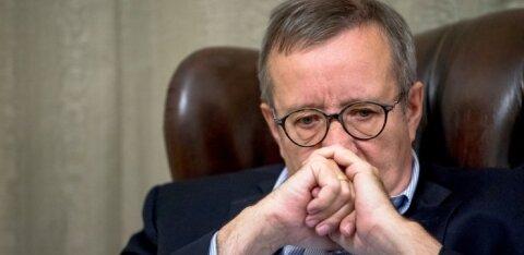 Слухи | Тоомас Хендрик Ильвес планирует вернуться в Эстонию?