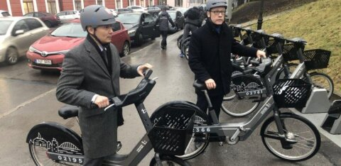 Кылварт: в 2024 году Таллинн мог бы стать визитной карточкой Тарту