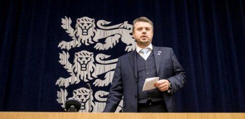 Рейнсалу: Эстония может продлить чрезвычайное положение еще на один месяц
