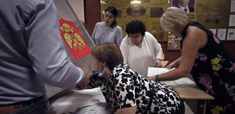 Личные данные избирателей РФ выставили на продажу в интернете