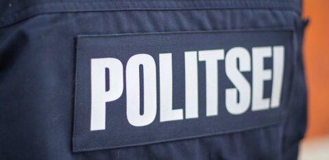 Полиция провела в Таллинне очень необычный рейд