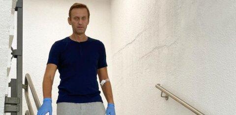 """""""Недавно я не узнавал людей и не понимал, как разговаривать"""". Навальный рассказал о восстановлении после отравления"""