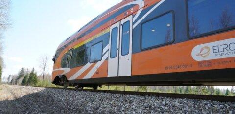 Järgmisest nädalast muutuvad remondi tõttu Paldiski ja Kloogaranna rongide sõiduplaanid