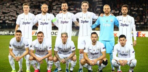 Treeningul sohki teinud Austria klubilt võeti punkte maha ja kukutati teiseks