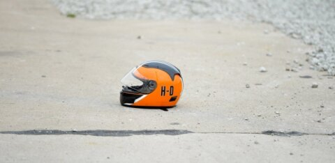 """""""Двухколесные аварии"""": водители мопеда, велосипеда, мотоцикла упали и получили травмы"""