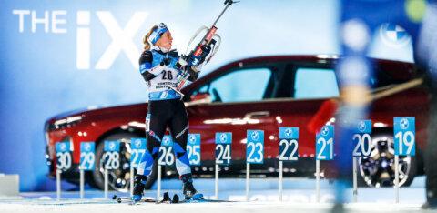 BLOGI | Laskesuusa EM: suurepärast sõitu teinud Johanna Talihärm põrus viimases lasketiirus. Lätile meeste konkurentsis kuldmedal!