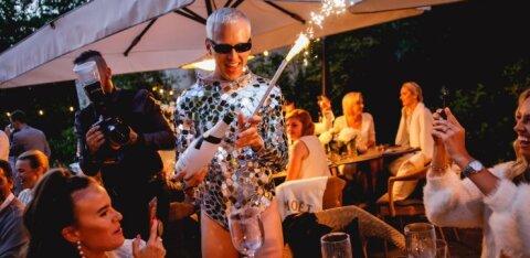 ГАЛЕРЕЯ: Роскошное шампанское и лучшие развлечения! Moët Grand Day собрал все сливки общества