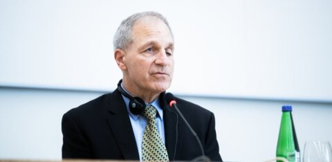 Peaminister Ratas kirjeldab, kuidas valiti just Louis Freeh Eesti huvisid esindama. Peale tema ei olnudki kedagi teist võtta