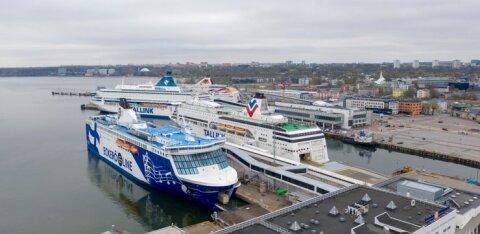 Hapud ajad jätkuvad. Tallink peatab laeva Victoria I opereerimise