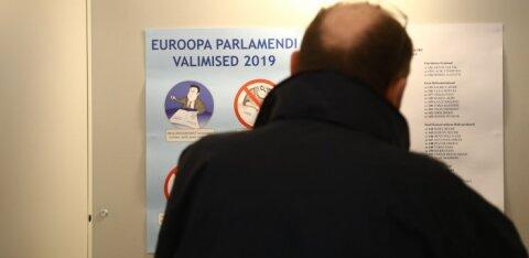 GRAAFIK | Euroopa Parlamendi valimistel osales 37,3 protsenti valijatest