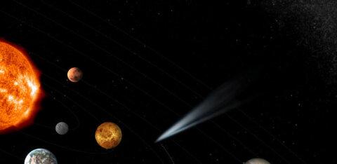 """Eesti osaleb """"komeedipüüduri"""" loomisega esimest korda Euroopa Kosmoseagentuuri missioonis"""