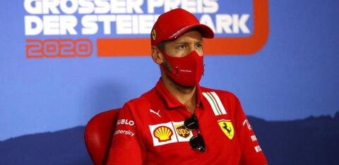 Red Bulli ja Vetteli huvi on vastastikune. Vettel: võtaksin ilmselt pakkumise vastu