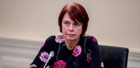 Ирья Лутсар: научный совет порекомендует правительству ужесточить коронавирусные ограничения