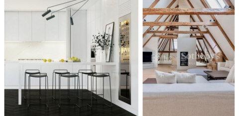ФОТО│ Настоящая роскошь! Самые дорогие квартиры Эстонии из выставленных на продажу. Цены достигают 3 млн евро