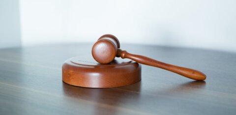 Гражданин Латвии получил 6 лет тюрьмы за убийство в Валга