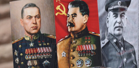 Критику Сталина в РФ могут приравнять к оправданию нацизма