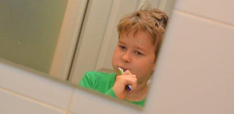 Sööbik ja Pisik elutsevad segamatult paljude Eesti laste hammastes
