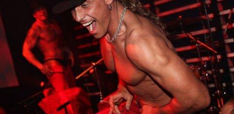 Тарзан после скандала в полтора раза повысил гонорар за свои стриптиз-шоу