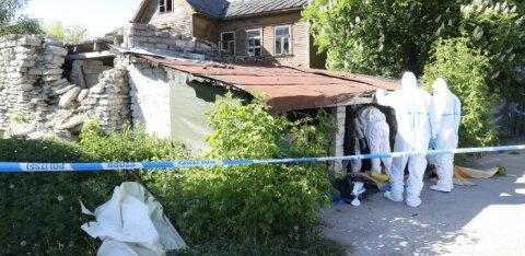 Трагический конец пьянки в заброшенном здании в Таллинне: женщину избили до смерти, подозреваемых трое