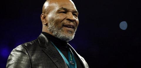 Mike Tyson pole rahul, et peab poksima naiste reeglite järgi