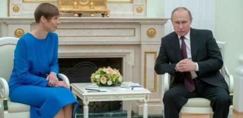 LUGEJA KIRI | Jaan Männik: kas Putin teeb Kaljulaidile teise ametiaja?