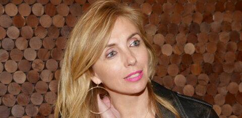 ВИДЕО. Светлана Бондарчук произвела фурор в коротком платье