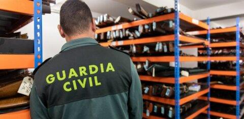 """В испанском аэропорту обнаружили 16 кг марихуаны, которая """"направлялась"""" в Эстонию"""