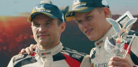 Ott Tänaku filmis on oluline roll ka Sébastien Ogieril ja Markko Märtinil