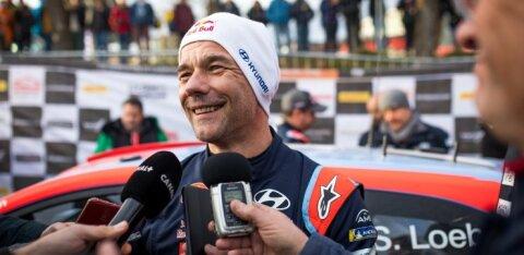 Hispaania meedia: Sebastien Loeb tahab Hyundai rallitiimist lahkuda ja Toyotasse siirduda