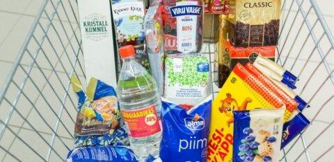 Uuring: millised on eestlaste suurimad ootused toidukaupadele?