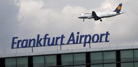 В аэропорту Франкфурта-на-Майне за авиапассажирами следят летающие шары