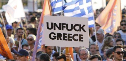 Kreeka abistamise eestvedaja: väikeriigid nagu Eesti võivad segada hädas euroala riikide päästmisi