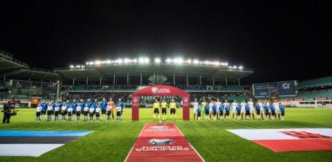 TÄNA | Napis koosseisus Eesti jalgpallikoondis läheb võõrsil vastamisi Gibraltariga