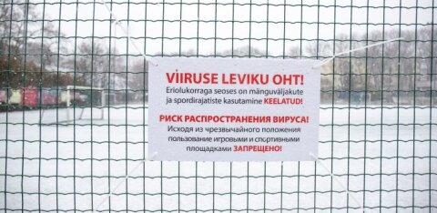 Количество зараженных коронавирусом в Эстонии выросло до 1018