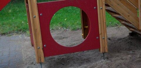 Таллиннские власти проверят ограды всех детских садов