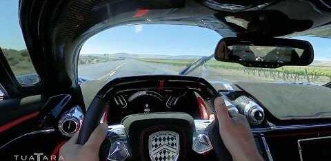 VIDEO | See on uus kiireim auto maailmas