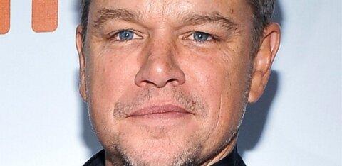 """Matt Damon jäi """"Avatari"""" rollist loobumisega ilma 250 miljonist dollarist"""