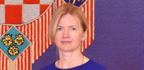 Tulevane välisminister Eva-Maria Liimets: esmalt tuleb tagada liikumisvabadus naaberriikidega