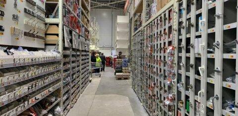 ФОТО | Смотрите, какими ценами заманивает эстоноземельцев латвийский строительный магазин Depo