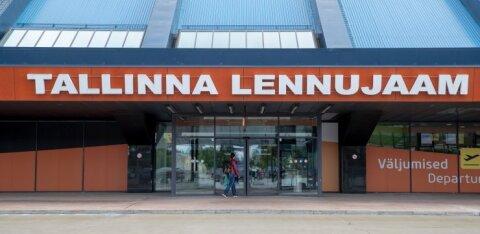 Из Таллиннского аэропорта можно улететь только по 7 направлениям