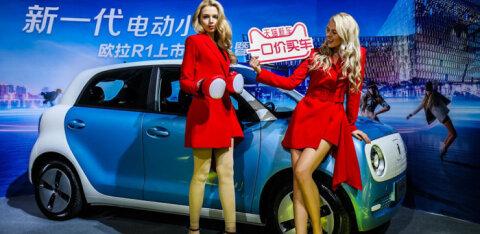 Viis maiuspala Shanghai autonäituselt, mida meiegi kord katsuda loodame