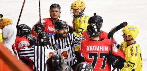 Эстонский хоккейный клуб ищет игрока с зарплатой 10 000 долларов