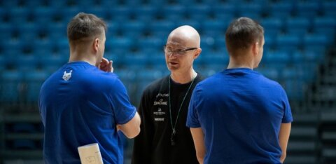 Peatreener Toijala kehtestas korvpallikoondislastele uued reeglid