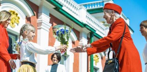 ГЛАВНОЕ ЗА ВЫХОДНЫЕ: Визит королевы Дании Маргрете II, цены на алкоголь и нелегальная иностранная рабочая сила