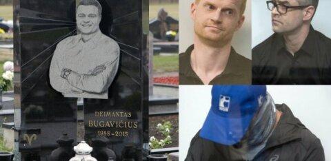Leedu allilmaprominendi mõrvas süüdistatavad eestlased on kohtu all